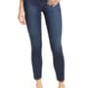 L'AGENCE Jeans - L'AGENCE Margot High Waist Crop Jeans Vintage